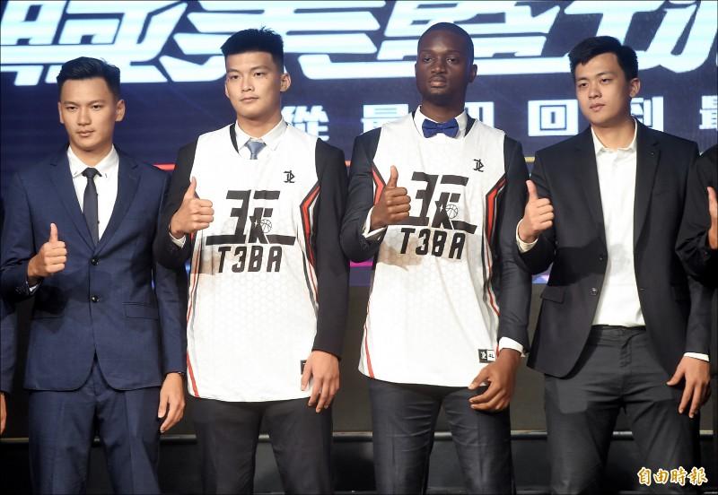 「薪」有餘力更足 台灣3對3職籃成立