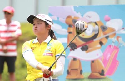 高球》「曾雅妮接班人」是她! 16歲吳佳晏明大聯大錦標賽爭冠