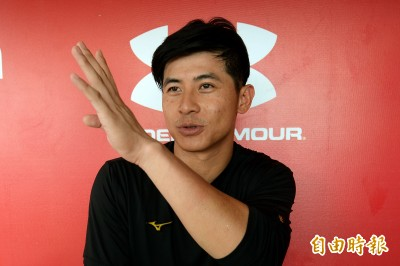 中職》澄清沒偷暗號  陳傑憲:只是要讓投手不舒服