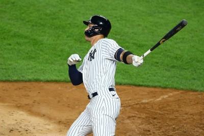 「法官」連五場開轟助洋基橫掃紅襪 今日MLB戰績