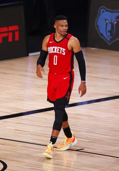 魏斯布魯克秀全能身手破公鹿 今日NBA戰績