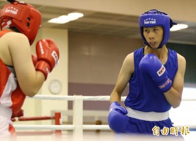 拳擊》2年狂升5量級 台灣拳后林郁婷奪亞錦賽國手資格
