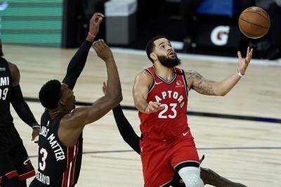 NBA》范維利特砍生涯新高 暴龍險勝熱火