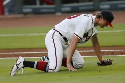 MLB》慘!勇士王牌阿基里斯腱撕裂 確定整季報銷(影音)
