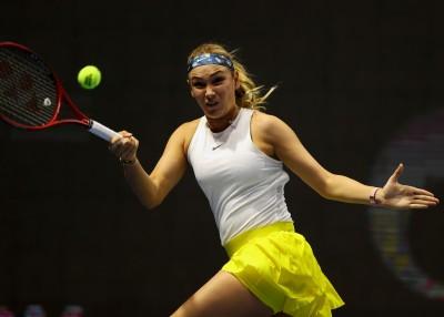 網球》維姬琪復賽搶頭香 網壇休兵5個月巴勒摩抗疫重啟