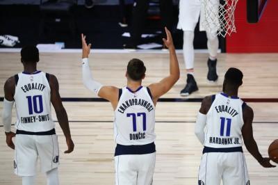 東契奇超級大三元創紀錄 今日NBA戰績