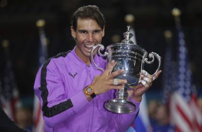 網球》震撼彈!美網恐崩盤 衛冕冠軍納達爾宣布棄賽