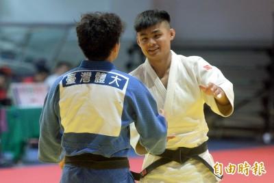 東奧模擬賽》曾為最年輕柔道奧運國手!蔡明諺盼再叩關五環殿堂