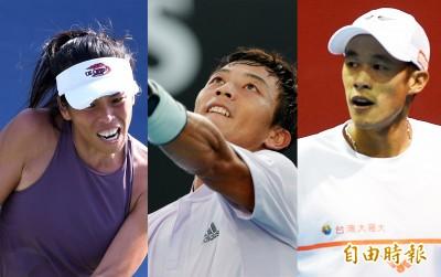 網球》謝淑薇、盧彥勳、莊吉生上榜 2020美網單打會內賽名單出爐