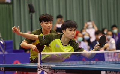 桌球》日媒灼熱關注!台灣第一混雙連贏男生2場 「實力的展現」