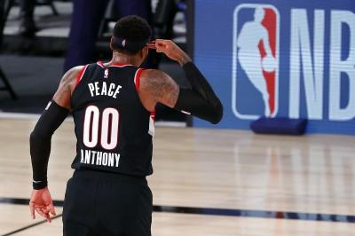 NBA》安東尼關鍵三分助拓荒者摘勝 火箭吞復賽首敗