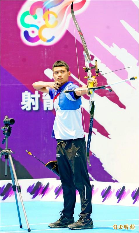 模擬東奧對抗賽》連8支滿分的試煉 小湯「箭」指奧運金牌