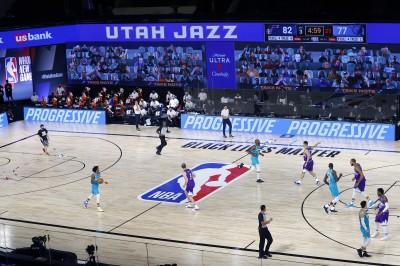 NBA》復賽後三次篩檢都「嘉玲」!營區343名球員迄今零確診