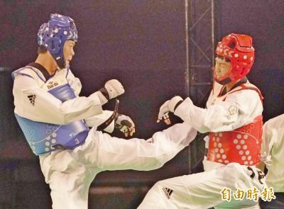 東奧模擬賽》兩度不敵伊朗對手 黃鈺仁盼從中累積經驗值