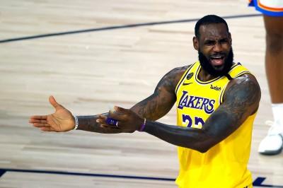 NBA》3數據復賽後墊底 湖人進攻好悽慘