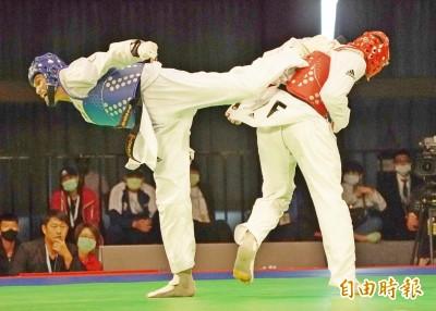東奧模擬賽》盼再戰奧運!劉威廷自認心態更成熟