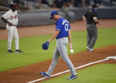 MLB》藍鳥投手被叫上場之後不能投球 教頭也搞不清楚(影音)