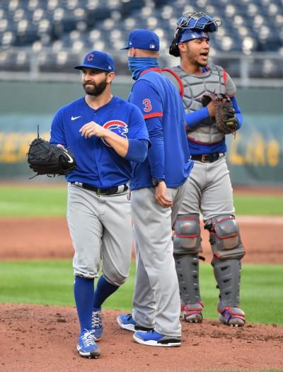 MLB》18支安打狂轟濫炸 皇家大比分痛宰小熊