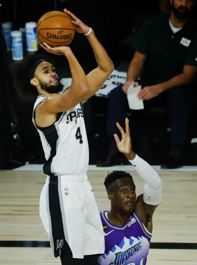NBA》爵士多位主力高掛免戰牌 馬刺成功終止連敗