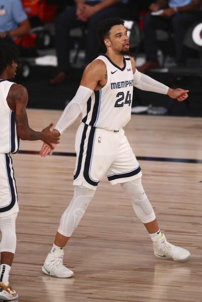 NBA》贏湖人後就沒電了?雷霆遭灰熊痛宰