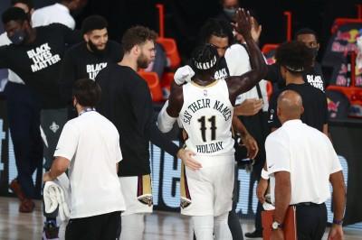 NBA》鵜鶘贏球巫師確定遭淘汰   東部季後賽8隊出爐!