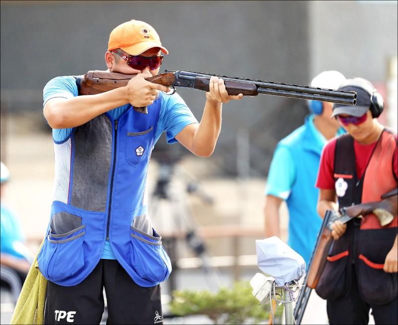 模擬東京奧運對抗賽》楊昆弼爆信心危機 賽後沮喪想躲起來