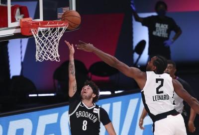 NBA》雷納德39分白忙!籃網扳倒快艇寫下一紀錄