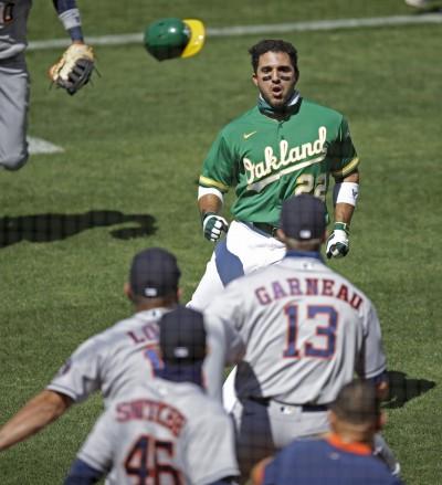 運動家9連勝  今日MLB戰績