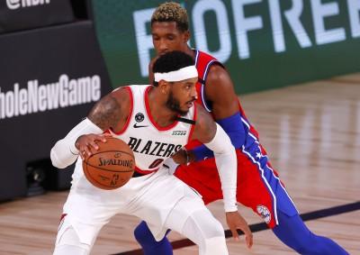 NBA》拓荒者有望搭季後賽末班車 老將甜瓜有話想說
