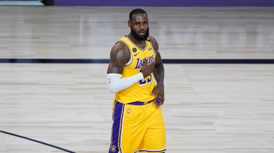 NBA》搭上季後賽列車 詹皇自爆:還沒做好心理準備