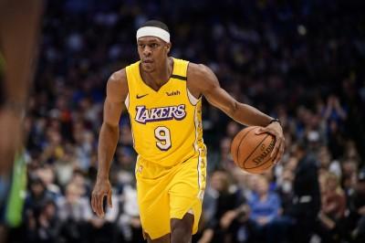 NBA》老牌控衛朗度提前回歸 湖人季後賽爭冠添利多