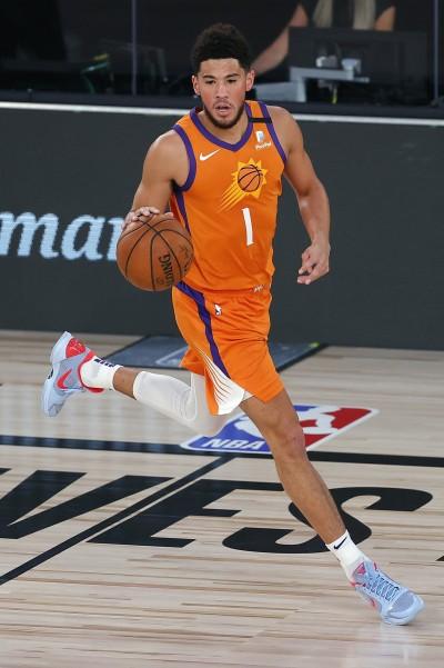 NBA》布克率隊輕取雷霆 太陽豪取6連勝