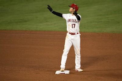 MLB》猛!大谷連3場雙安 還快腿盜壘助天使連勝(影音)