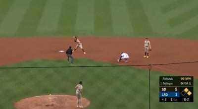 MLB》狂!游擊超新星「火箭手臂」 傳一壘飆150公里(影音)