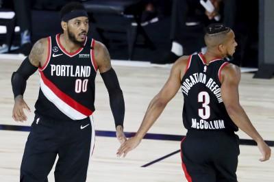 NBA》拓荒者搶得先機 甜瓜拚首輪挑戰詹姆斯