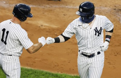 MLB》頂替法官沒在怕! 洋基小將本季初登場開轟猛打賞(影音)