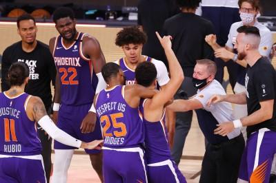 NBA》球隊贏球最大動力 太陽賽前暖心作為感動球員