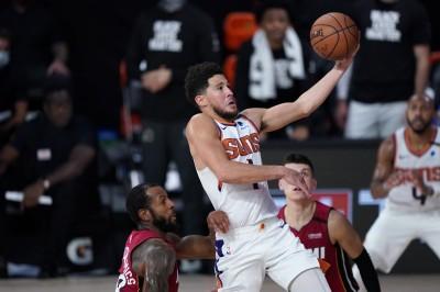 NBA》力拼睽違八年的季後賽 太陽全勝仍有可能出局