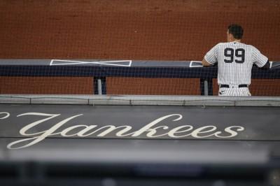 MLB》怎麼了? 洋基「法官」昨開轟、今首度缺陣
