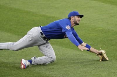 MLB》昨防守時不慎扭傷 小熊隊「老大」今日休兵