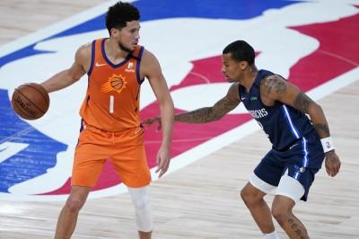 NBA》超狂太陽復賽8戰全勝! 想打附加賽得看拓荒者臉色