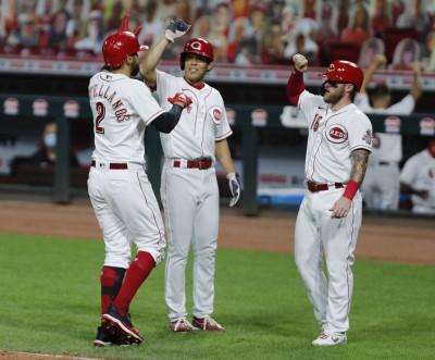 MLB》紅人1選手確診 明和海盜隊之戰被迫延賽