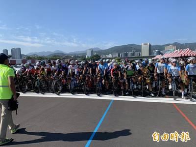自由車》全國第一條自行車專用公路訓練賽道 職業聯賽明年誕生