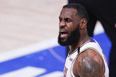 NBA》領軍湖人睽違10年闖西決 詹皇:我身之所往