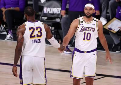 睽違十年!湖人重返西決舞台 今日NBA戰績