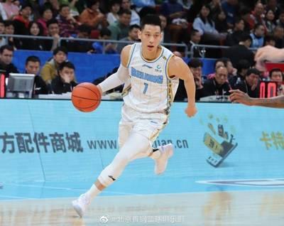 CBA》林書豪突傳離隊簡訊 北京戰友翟曉川意外但支持