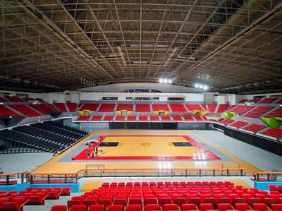 P+聯盟》打造高規格主場館  攻城獅斥資800萬引進NBA地板