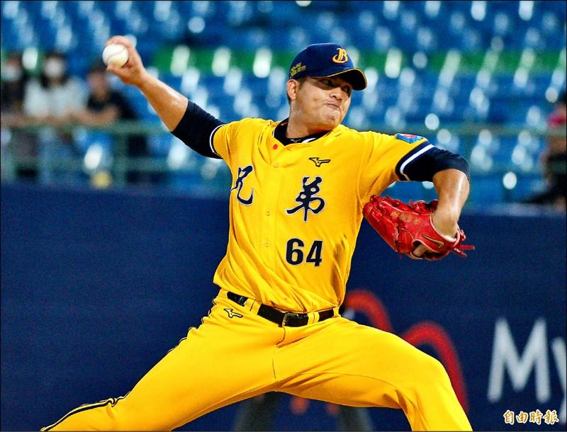 「玩你的棒球」 黃恩賜收割第8勝