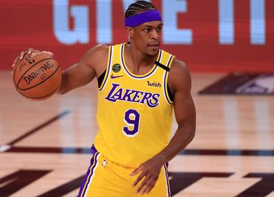 NBA》超越籃球之神!朗度季後賽助攻數史上第10