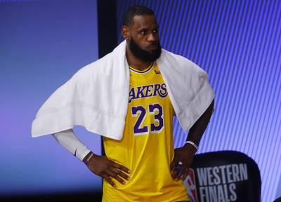 NBA》101張第一名選票只拿16張  「詹皇」受訪有小情緒